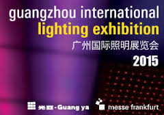 9-12 June 2015 Guangzhou International Lighting Exhibition