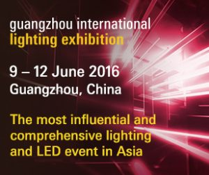 9-12 June 2016 Guangzhou International Lighting Exhibition